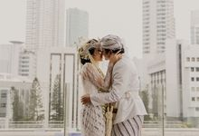 Tania & Irfan Wedding at JS Luwansa Hotel Jakarta by AKSA Creative