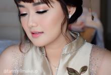 Sangjit Makeup by tanmell makeup