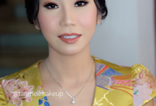 Test makeup for sangjit day  by tanmell makeup