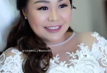 wedding makeup . simple and soft makeup as request by tanmell makeup