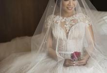 Wedding Makeup Sheila 17.10.2019 by tanmell makeup