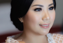 wedding makeup for ana by tanmell makeup