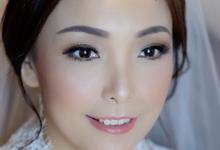 wedding morning makeup by tanmell makeup