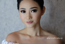 airbrush makeup for wedding makeup by tanmell makeup