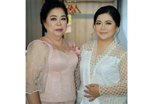 Santy Wedding Makeup by tanmell makeup
