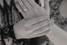 Tara and Aldrie's Engagement Day by Cerita Ketika
