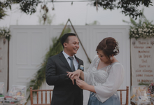 Outdoor wedding by Top Fusion Wedding