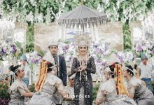 Compilation of Tari Pagar Palembang by  Menara Mandiri by IKK Wedding (ex. Plaza Bapindo)