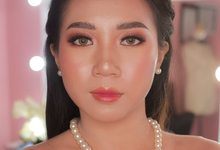Bride by Tari Yuliana Makeup Hair