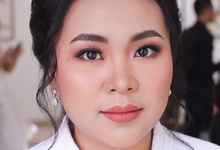 Sister of Bride by Tari Yuliana Makeup Hair