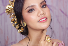 Balinese Simple Look for Photoshoot  by Tari Yuliana Makeup Hair