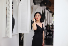 Prewedding of Tasya + Pane by Tari Yuliana Makeup Hair