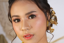 Simple Balinese Look by Tari Yuliana Makeup Hair