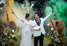 James & Tata || Holy Matrimony by Trickeffect