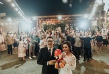 The Wedding of Tati & Wira at Taman Kajoe by La Oficio Entertainment