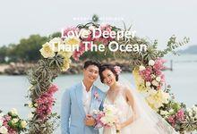 Deeper Than The Ocean 1 by Everitt Weddings