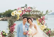 Deeper Than The Ocean 1 by Wedrock Weddings