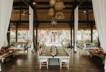 Island Flair Package - Honoring the Creative Spirit of Bali by Tirtha Bridal