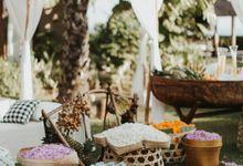Wedding of Christian Bautista & Kat Ramnani by Tirtha Bridal