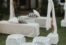 Wedding of Christian Bautista & Kat Ramnani by Tirtha Bali