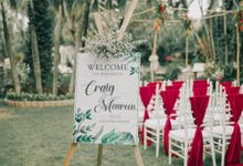 Craig & Maureen by Astagina Resort Villa & Spa Bali