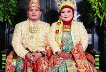 Ian & Kiki Wedding by Orion Art Production