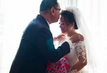 Wedding Michael & Felinda, 23 Oktober 2016 by Red Hat Organizer