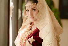 Geni & Rio by Zia Brides Make Up Artist & Kebaya