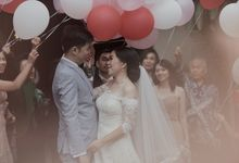 Thomas & Eliza - Blessing by Camio Pictures