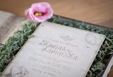 Alice Inspired Wedding by The Wedding Haven