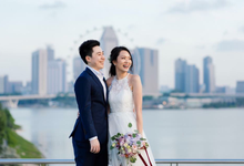 Jiahao and Xunqi - Pre-wedding shoot  by Team Bride SG - Joanna Tay MUA