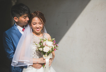 Nataline and Guo Wei - Actual Day (AD)  by Team Bride SG - Joanna Tay MUA