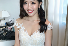 Bride Jolyn 3rd June 2018 by Team Bride SG - Joanna Tay MUA