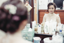 Actual Day Bride Heidi  by Team Bride SG - Joanna Tay MUA