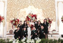 The Wedding of David & Tya by WedConcept Wedding Planner & Organizer