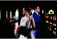 Aaron and Grace Wedding by Gavino Studios