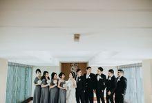 Kempinski - Teguh & Jessica by Maestro Wedding Organizer