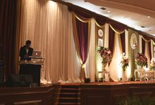 Wedding Reception of Naldo & Monika by DJ Perpi