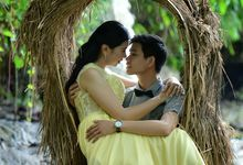 Prewedding of Ricgie & Christy by THL Photography