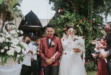 Dandy & Jessica by Vowever Wedding Planner