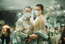 Engagement of Bunga & Deru by TeinMiere