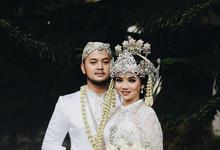 Wedding of Afina & Fajar by TeinMiere