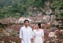 Prewedding of Gadis & Ade by TeinMiere