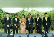 Poety & Ihsan Wedding At Maxis Resto by Josh & Friends Entertainment