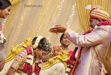Ceylonese Telugu Hindu Wedding of Kartik & Kavitha by Emotion in Pictures by Andy Lim