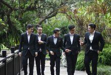 The Wedding of Julius & Tias by Pamavi Organizer