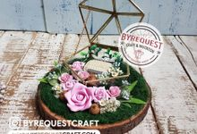 TEMPAT CINCIN PERNIKAHAN by By Request Craft & Invitation