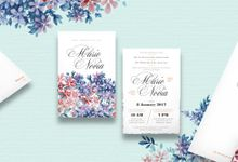 Wedding Invitation - Template 04 by Kanoo Paper & Gift