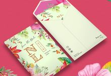 Wedding Invitation - Template 01 by Kanoo Paper & Gift