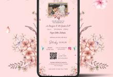 Undangan Digital Soft Pink by Invian.id